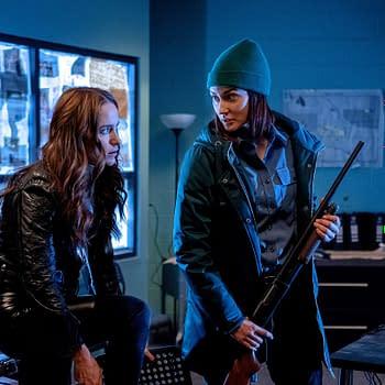 Wynonna Earp Posts Season 4 Opener Takes Earpers Behind the Scenes
