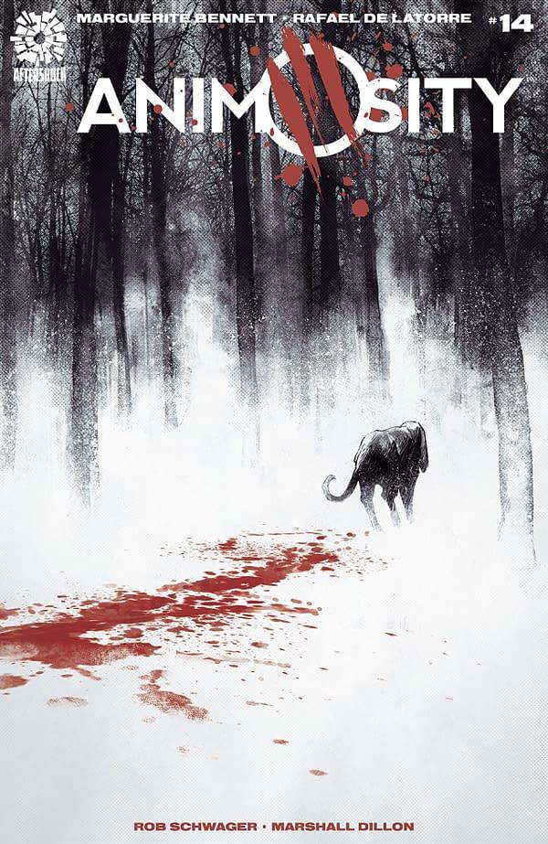 Animosity #14 cover by Rafael de la Torre