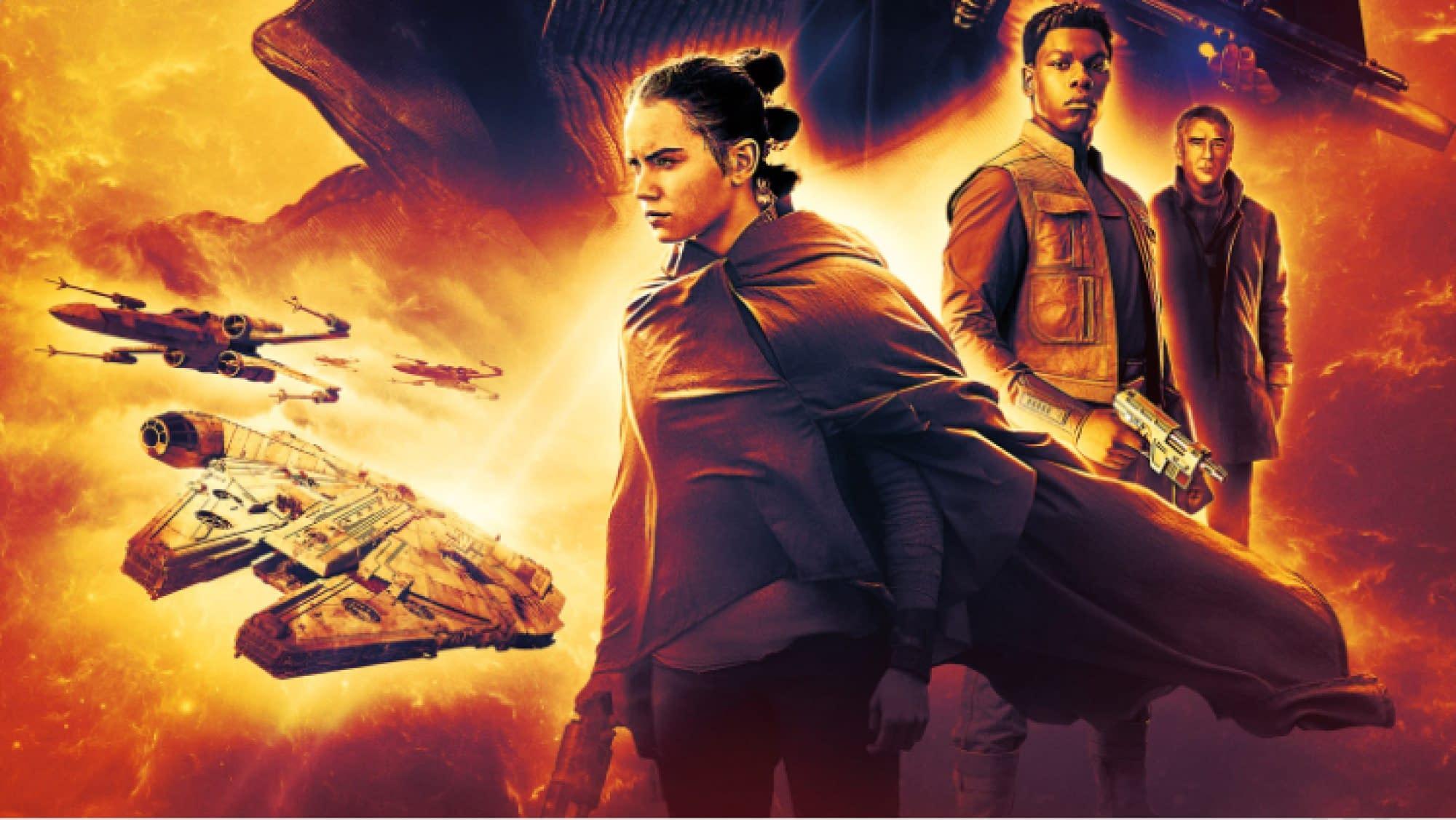 """Star Wars: Resistance Reborn"" - Wedge Antilles Is Back! And #SpaceMarried"