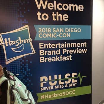 Bleeding Cool at the SDCC Hasbro Fan Breakfast: Star Wars Marvel Legends Transformers and More