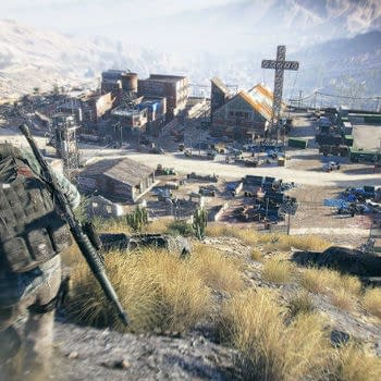 Ghost Recon: Wildlands New Update Gives Veteran Players A New Tier 1 Mode