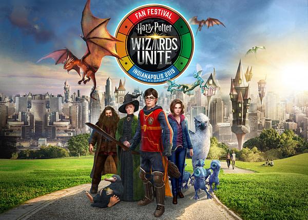 """More Details Come About About """"Harry Potter: Wizards Unite"""" Fan Fest"""