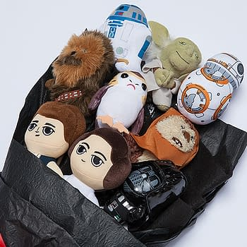 Get Ready for Valentines Day with New Plush Bouquets from ThinkGeek