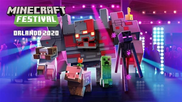 """""""Minecraft"""" Festival Tickets Go On Sale On March 6th"""
