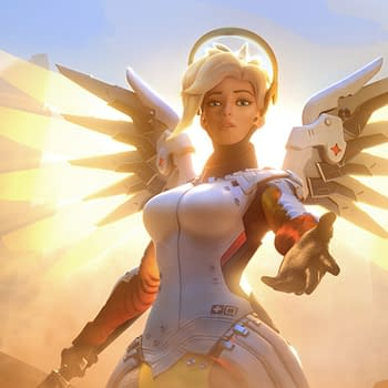 Did Somebody Call A Doctor Overwatchs Mercy Nerfed Yet Again