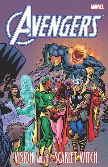 Marvel Comics Prepares For WandaVision