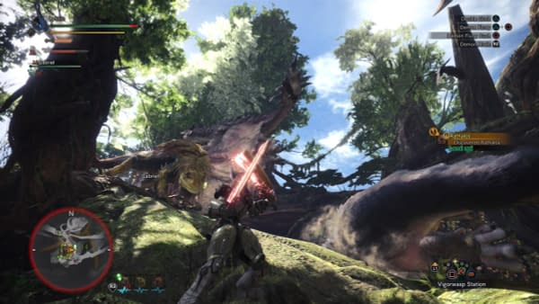 Monster Hunter: World Review – The Special Sauce