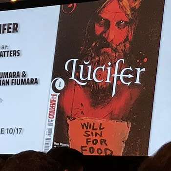 Vertigos Goddess Mode Hex Wives Lucifer High Level and Safe Sex Previewed at NYCC Panel