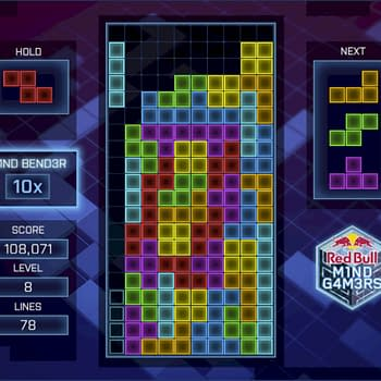 Redbull &#038 Tetris Come Together For Tetris Mind Bender