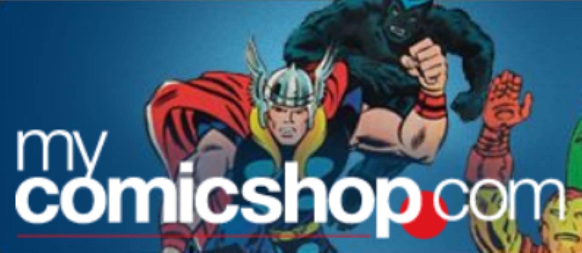 MyComicShop Calls For Boycott Printing Comics in China.