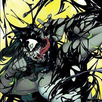 Hulk 4 Luppachino Venomized Variant