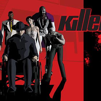 SUDA51s Killer7 Receievs a New Character Reveal Trailer