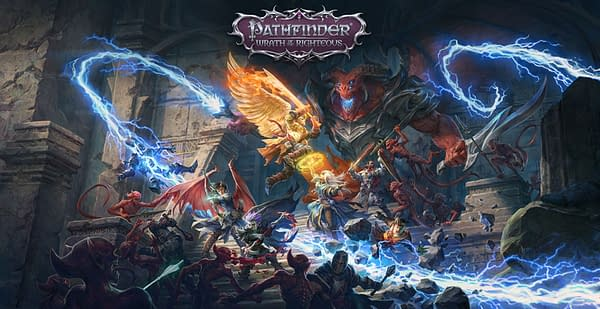 """Pathfinder: Wrath Of The Righteous"" Will Launch A Kickstarter In February"