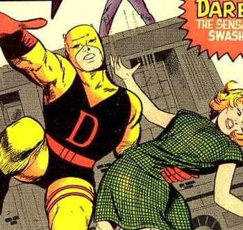 The Origin Of Daredevil And The Yellow Costume In The New TLDR