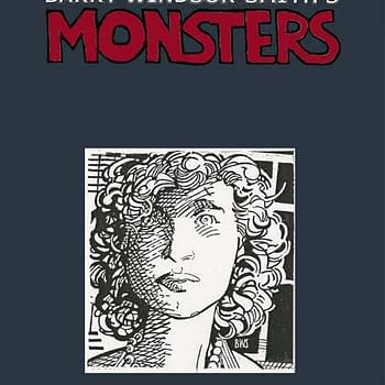 Barry Windsor-Smith to Release Monsters Graphic Novel Next Year