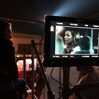 Fox Proves X-Men Show Gifted Not A Hoax With Photo Of Bryan Singer Directing Amy Acker