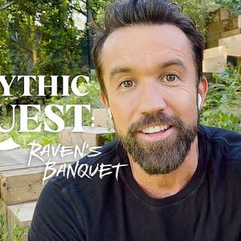 Mythic Quest: Raven's Banquet — Quarantine   Apple TV+