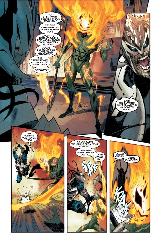 Eddie Becomes a Fashion Critic in Venom #15
