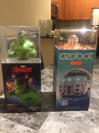 Evo by Ozobot: Intriguingly Complex, Even for Adults! [Toy Review]