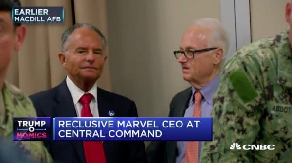 John F. Kelly Said Marvel Chair Ike Perlmutter Didn't Know What He's Talking About