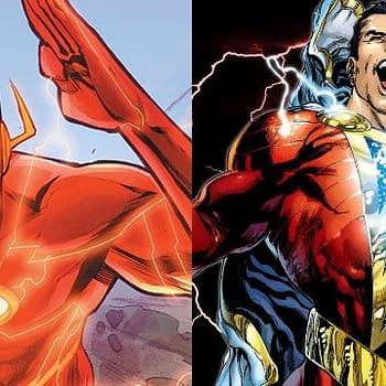 Shazam Flash