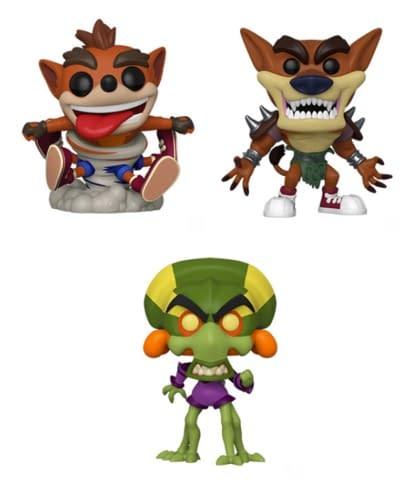 Funko Pops Perfect for Gamers This Holiday Season