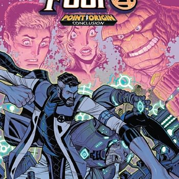 Fantastic Four #19 [Preview]