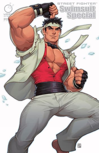 Street Fighter Swimsuit Special 2020 from Udon