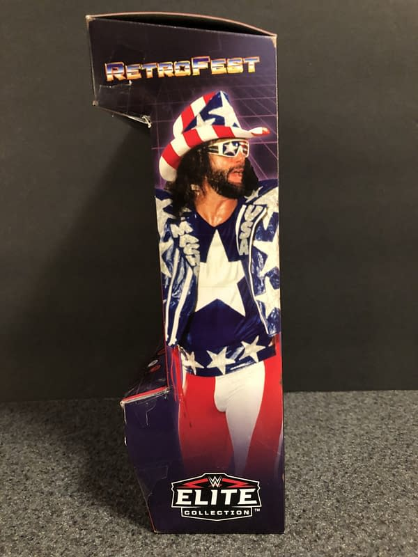 Mattel WWE Retrofest Macho Man Figure 2