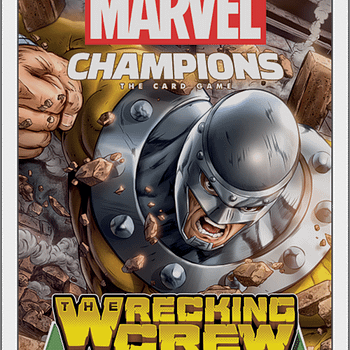 Marvel Champions Card Game is About to Get Wrecked
