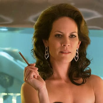 The Haunting Of Hill House: X-Files Annabeth Gish Joins Netflix Series