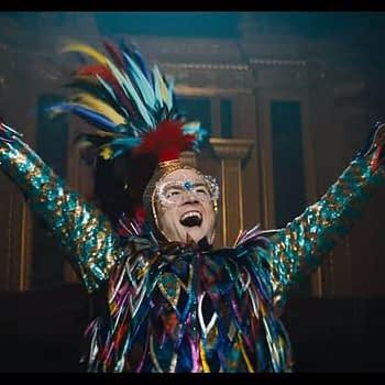 Rocketman - Taron Egerton -Elton John - 1