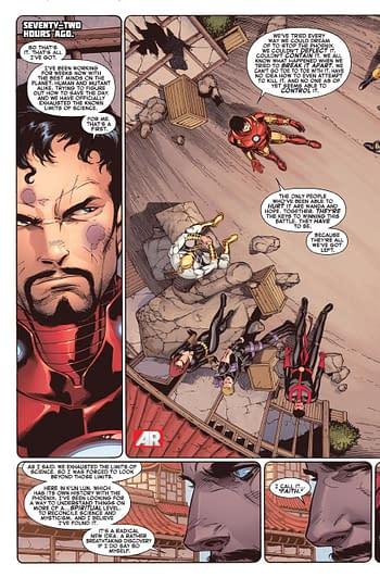 Preview: Avengers Vs X-Men #12