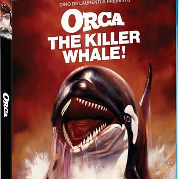 Orca The Killer Whale Coming To Blu-ray June 30th From Scream Factory