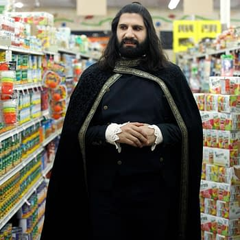 'What We Do In The Shadows' Featurette: Yes, That's Kayvan Novak's Real Hair