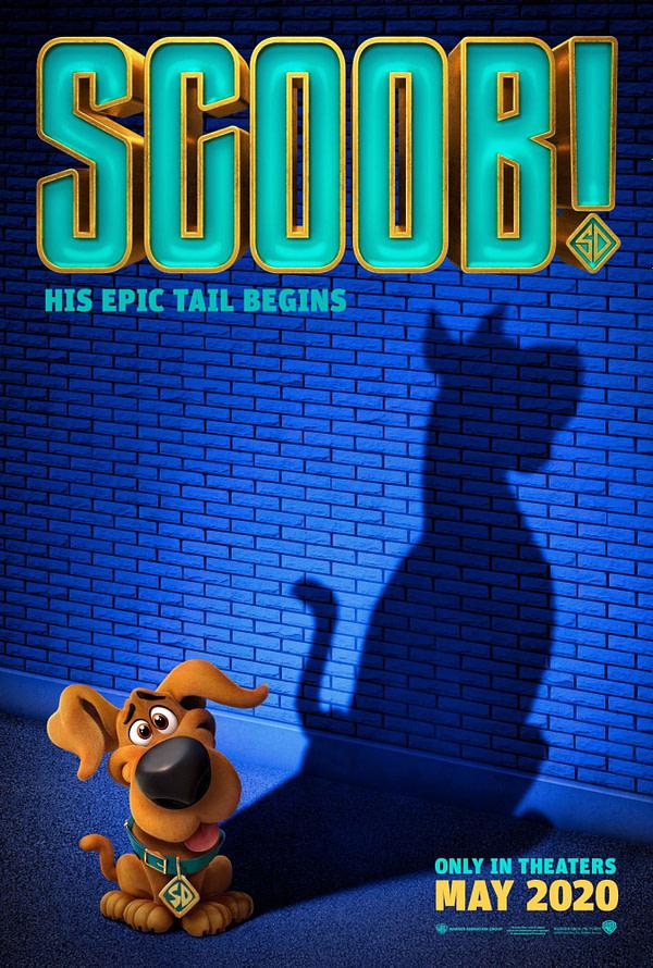 Scoob! fera ses débuts sur les services de streaming le 15 mai.