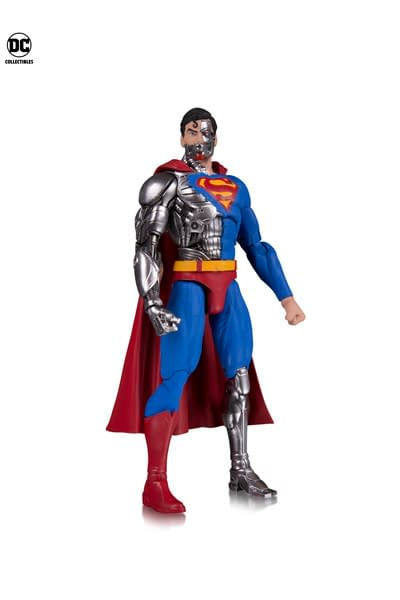 DC Collectibles NYCC Essentials Cyborg Superman