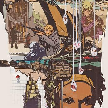 John Allison Launches Steeple #1 in Dark Horse Comics September 2019 Solicitations