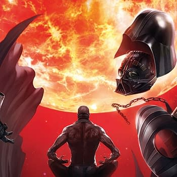 Darth Vader #8 Review: Seriously That Meditation Scene