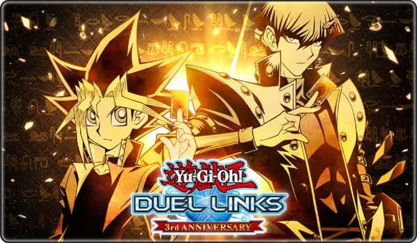 """Yu-Gi-Oh!"" Duel Links Celebrates Its Third Anniversary"