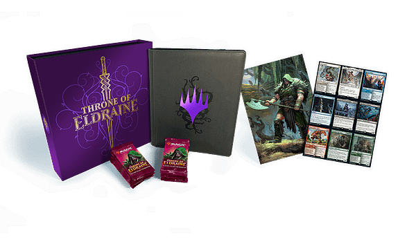 """""""Throne of Eldraine Deluxe Collection"""" Panned by The Professor - """"Magic: The Gathering"""""""