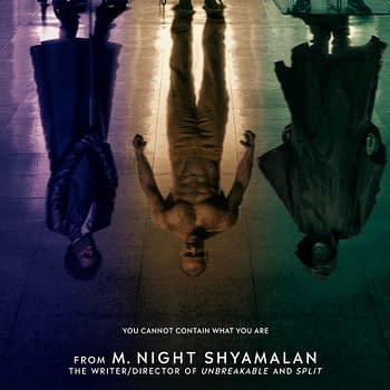 M. Night Shyamalan Shares First Poster for Glass