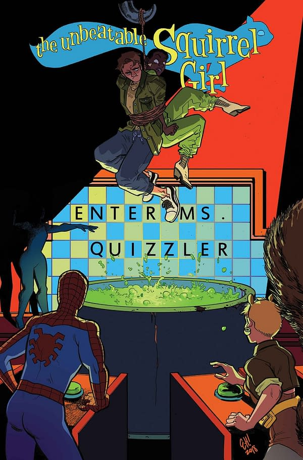Avengers and Spider-Man Crossover With Squirrel Girl (Sort of) in February