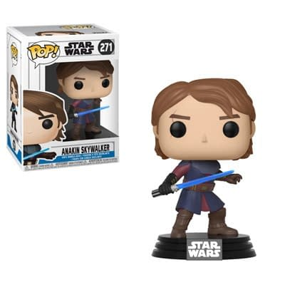 Funko Star Wars Anakin Skywalker Clone Wars Pop