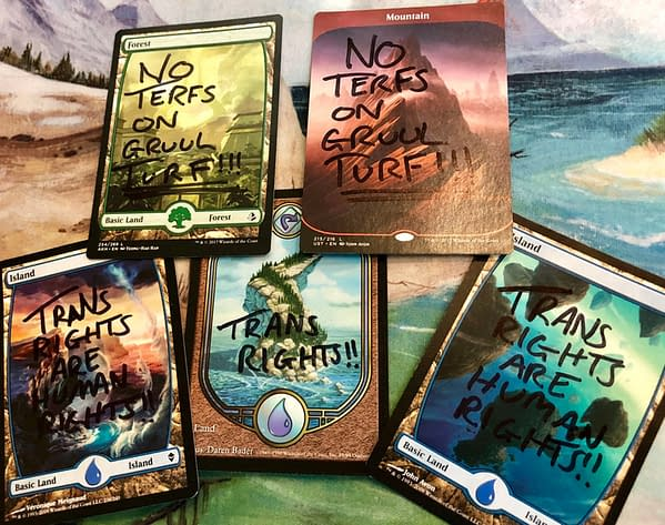 "Wizards of the Coast Retracts Censorship Decision - ""Magic: The Gathering"""