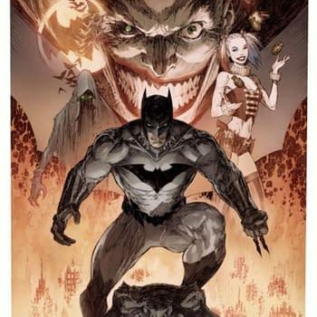 Marc Silvestri, Holding Out on a Greg Capullo Deal For Batman/Joker