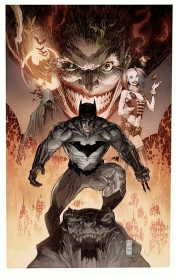 Marc Silvestri, Holding Out on a Greg Capullo Deal For Batman/Joker?