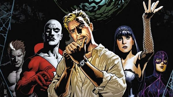 Remember When Guillermo del Toro Tried to Make 'Justice League Dark'?