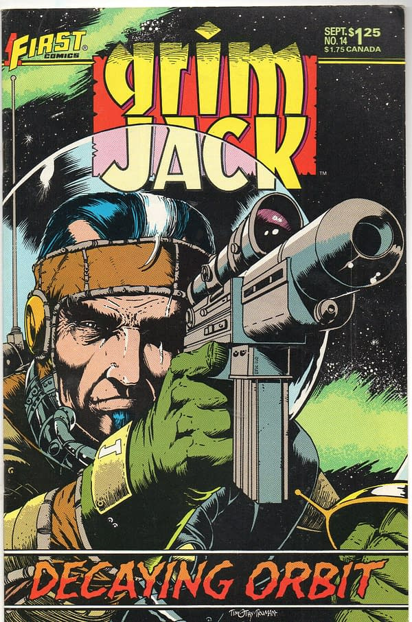 The Russos and Grimjack: A Match Made in Heaven?