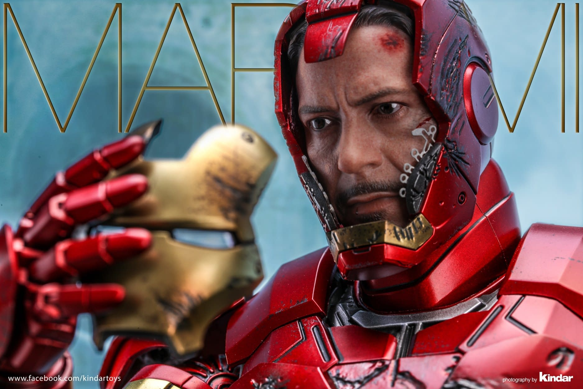 Hot Toys Celebrates Their 500th Creation with Iron Man Mark VII